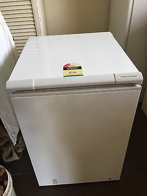 Fisher And Paykel Chest Freezer 160 Litre. Hardly Used . Good Condition