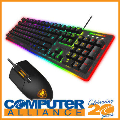 Cougar Deathfire Ex Hybrid RGB Mechanical Keyboard and Mouse