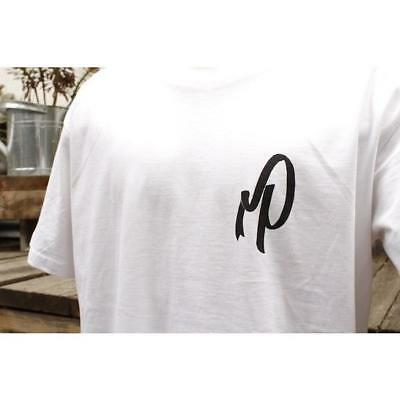 Primary Threads Type Tee in WHITE