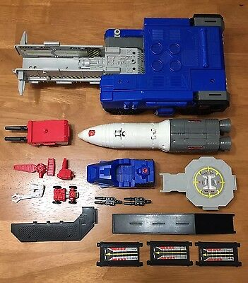 G1 Transformer 1989 Micromaster Countdown 100% Complete Set