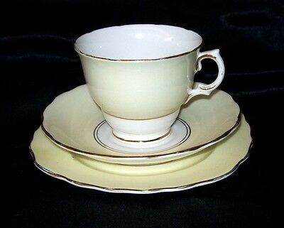 Royal Vale  Bone China Cup, Saucer & Side Plate
