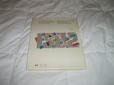 Souvenir Collection of the Postage Stamps of Canada 1982 New Sealed