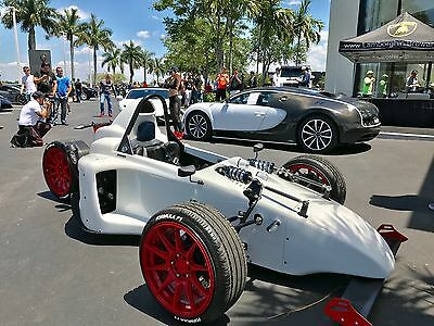 2013 Custom Built Motorcycles Other  CORPION MOTORSPORTS P6 - 3 wheeler trike formula 1 motorcycle