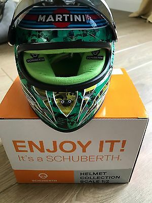 Felipe Massa Williams Brazilian GP F1 2016 Almost final race 1/2 Scale Helmet