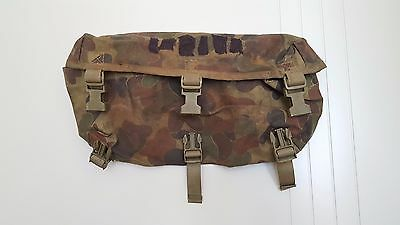 DPCU Australian Army Auscam genuine ration pouch webbing camping fishing cadets
