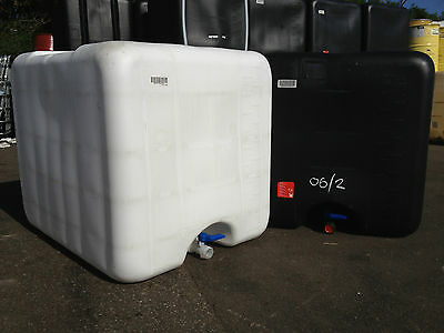 IBC Water Storage Tanks - 1000l