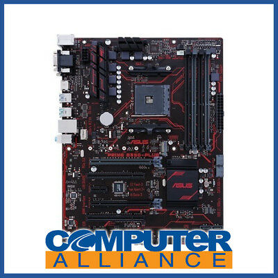 ASUS AM4 ATX Prime B350-PLUS Motherboard