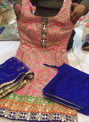 ladies punjabi salwar suit