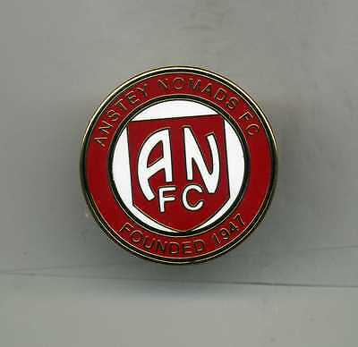 Anstey Nomads  Fc  Non League Football Pin Badge