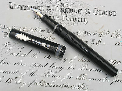 "Visconti/levenger Voyager ""limited Edition"" Fountain Pen - Wow Looook"