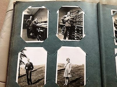 1920s Photo Album, FAMILY BOATS VIEWS WEDDING BABY HOLIDAY