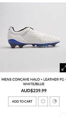 Concave Footy Boots