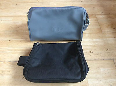 Mens Travel Wash Toiletry Bags