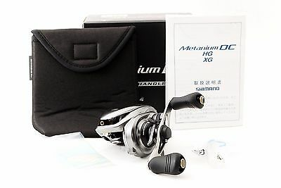SHIMANO 15 Metanium DC Left Handle Bait casting Reel From Japan #C223