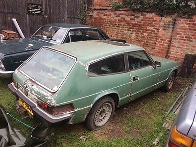 Reliant scimitar gte 3l Essex v6 project manual with overdrive
