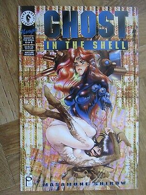 Ghost In The Shell #6 Dark Horse Comics Near Mint (W13)