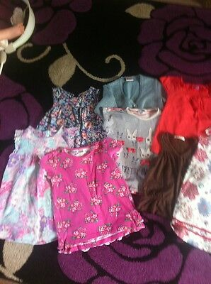 Girls Clothes Age 5-6 Years