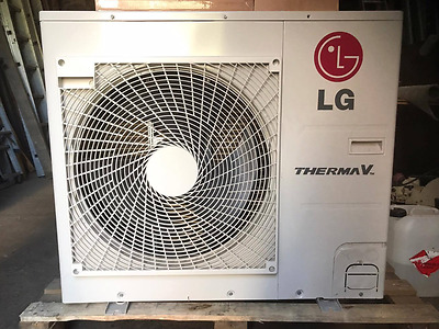 LG Air to Water Heat Pump System