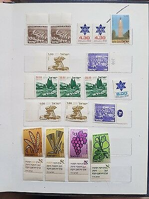 Timbres israel