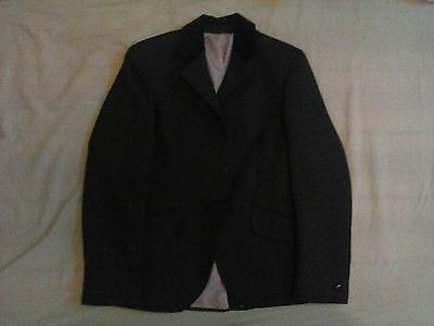 child show jacket black 26 mears