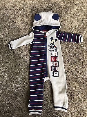 Disney Baby Mickey Mouse All In One Brand New