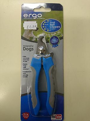 Ancol Ergo Small Nail/Claw Scissors/Clippers for Dogs