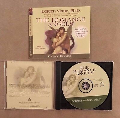 CD - Doreen Virtue, Ph.D - THE ROMANCE ANGELS - manifest great love