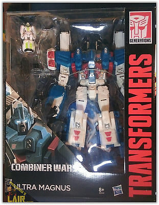 Transformers Classics Combiner Wars IDW Ultra Magnus Leader Class SEALED NEW