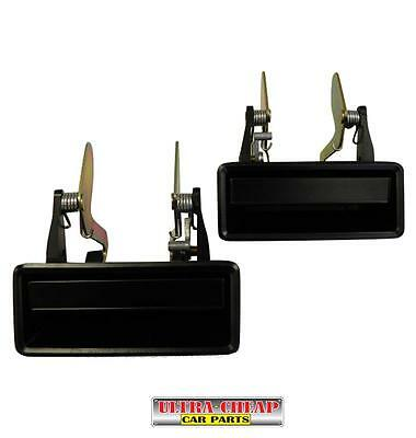Front Door Handles Ford Falcon XB XC New Left & Right Black
