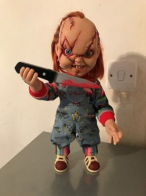 "Chucky  Child's Play Figure 15"" Tall !!"