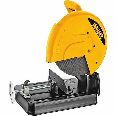 DeWalt D28710 240V 355mm Abrasive Chop Saw Cut Off Saw - Brand New UK Stock
