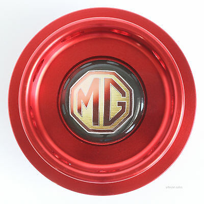 MGF TF MG ZR MG ZS MG ZT Oil Filler Cap Red Anodised Billet Aluminium K16 VVC