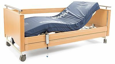 Electric Hospital Home Care Bed - Profiling Bed for Nursing, Medical & Mobility