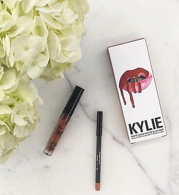 UK SELLER! New Kylie Jenner Lipkit Lip Kit Dolce K Liquid Lipstick Lip Liner