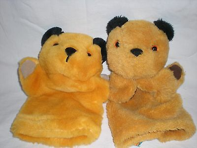 Sooty Hand Puppets X 2