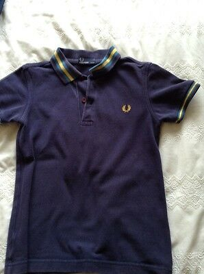 fred perry boys 7/8
