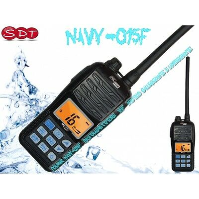 Polmar Navy-015F Transceiver Vhf Nautical Floating And Flashing
