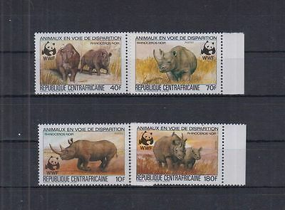 5W Central Africa - MNH - Nature - Animals - WWF