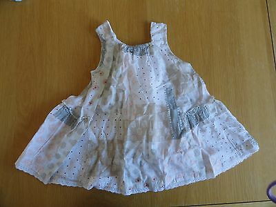 Baby Girls Clothes 6-9 Months - Casual Summer Dress
