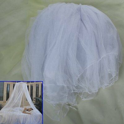 White mosquito net and elegant in style canopy C8C