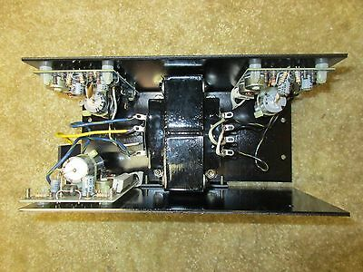 Triple 3 Output regulated Power Supply 5V@6A and  +/- 12V@1.8A Sola NOS NIB