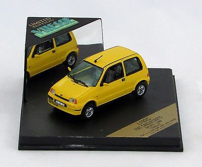 Fiat Cinquecento Sporting 1996 Yellow N°L192C Limited Edition 1/43 Vitesse