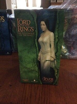 Arwen Evenstar Sideshow Weta Polystone Statue Lord of the Rings 1/6 Scale NEW