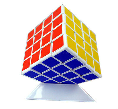 Sheng Shou ABS 4X4X4 Magic Cube Stickerless Ultra-smooth Cube Puzzle Twist Toys