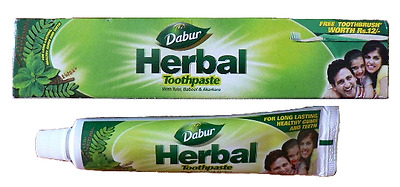 Dentifrice Dabur - Herbal 100 gr