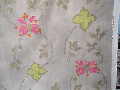 Vintage DESIGNERS GUILD cotton Interiors fabric suitable for cushions, etc.