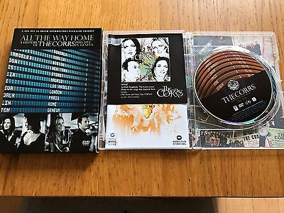 The Corrs - All The Way Home / The Story Of The Corrs (DVD, 2005, 2-Disc Set)