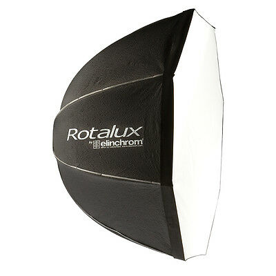 Elinchrom Rotalux  Deep Octa 100 cm with Case