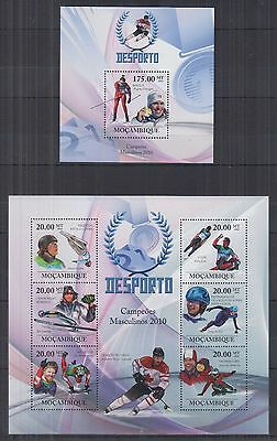 M94. Mozambique - MNH - Sport - Winter Games - Olympic