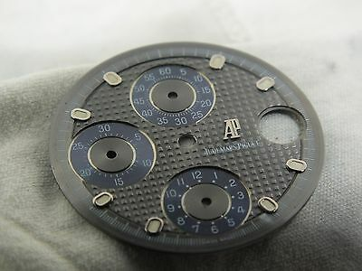 Original Audemars Piguet Royal Oak Offshore 25721TI dial Zifferblatt  Ø 42mm